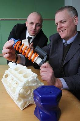 Here's why a 3D printing startup passed on acquisition: EXCLUSIVE - Cincinnati Business Courier (blog) | Global Logistics Trends and News | Scoop.it