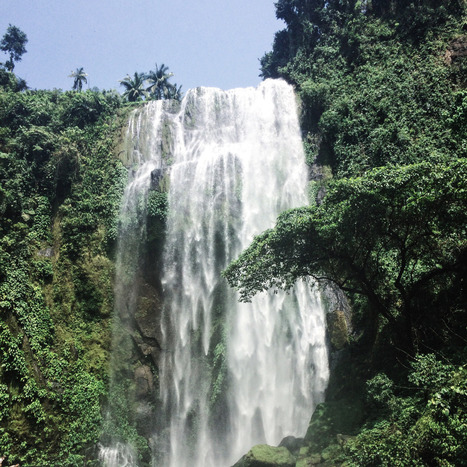 Hulugan Falls: Laguna's Unknown Beauty | Philippine Travel | Scoop.it
