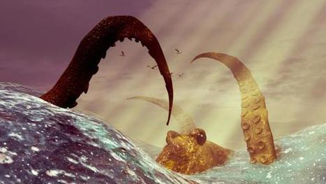 The 27-metre-long giant sea monster | Soggy Science | Scoop.it