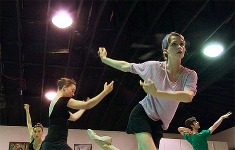 Off-Season: Dancers Challenge Audiences And Themselves With New Summer Festival | KCUR | OffStage | Scoop.it