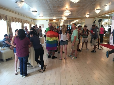 How a Pride Convention Turned Into an Intimate Meet and Greet | LGBT Online Media, Marketing and Advertising | Scoop.it