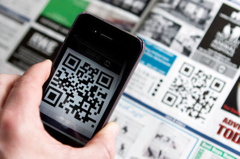 50 Great Ways To Use #QRCodes In The College Classroom | The Best of QRcode | Scoop.it