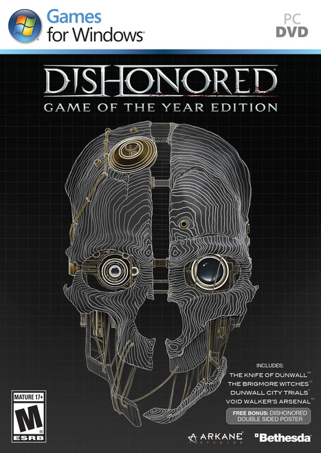 Dishonored: Game of the Year Edition announced for October release - VG247 | Genius hour Metaphysical | Scoop.it