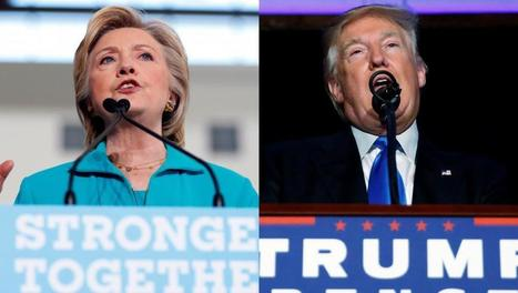 La présidentielle américaine à 2 mois du scrutin   Géopolitique des Amériques   Scoop.it