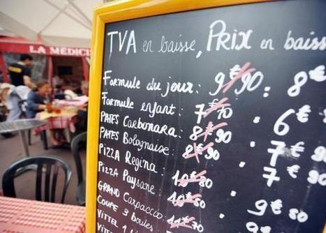 François Hollande maintiendra-t-il la TVA à 7% pour les restaurateurs ? | agro-media.fr | Actualité de l'Industrie Agroalimentaire | agro-media.fr | Scoop.it