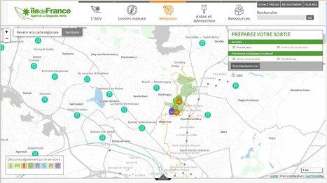 Agence des espaces verts d'Ile de France - Butte Pinson | Agriculture urbaine, architecture et urbanisme durable | Scoop.it