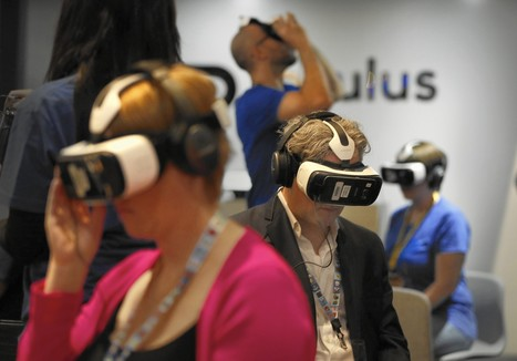 Touch-toned: Virtual reality games place authenticity in users' hands | DEwil. Explore a world you like. | Scoop.it