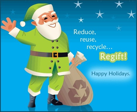 Regiftable.com: share your regifting story and win a new gift | 'Tis the season to regift! | Scoop.it