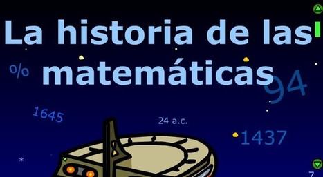 La PUERTA de BEMDAS: MAT2 - Un comic y unas preguntas sobre la historia de las Matemáticas | Ciencia y Tecnología | Scoop.it
