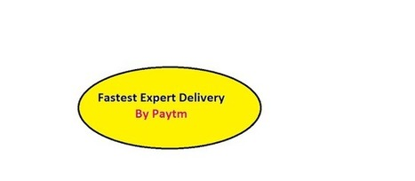 Get Your Purchased Smartphone Delivered in 2 Hours by Paytm | Technology and Entertainment News | Scoop.it