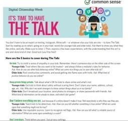 Happy Digital Citizenship Week – talk to a kid about being a good netizen | Ann Treacy | Blandin on Broadband | Library world, new trends, technologies | Scoop.it