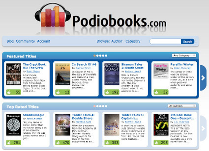 Websites To Download Free Audio Books | Technological Sparks | Scoop.it