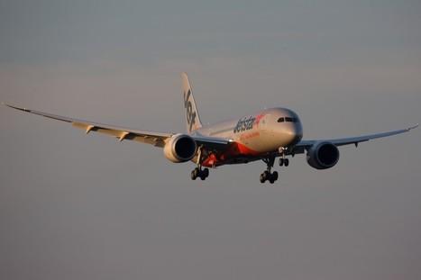 PHOTOS: Jetstar 787-8 Takes First Flight | JetStar Business Studies case study | Scoop.it