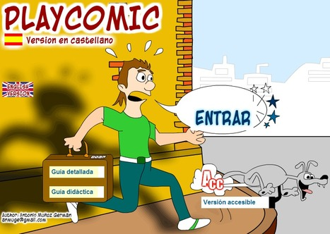 PLAYCOMIC | Recursos educaTICvos | Scoop.it