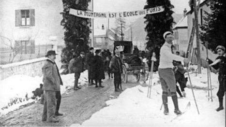 L'INA met en ligne plus d'un siècle d'archives sur le thème de la montagne | tourisme et etourisme en montagne | Scoop.it