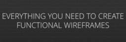 5 magnifiques outils pour créer des wireframes | Prestataire Freelance PrestaShop - WordPress - Graphiste - Intégrateur à Bordeaux : Arnaud Merigeau | Outils & Logiciels wireframing | Scoop.it