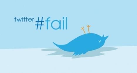 Les 8 tweets fails de #octobre2014 | La Netscouade | DIGITAL | Scoop.it
