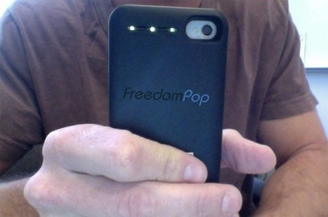 FreedomPop plans to give away mobile internet, still make money ... | mobile for nonprofits | Scoop.it