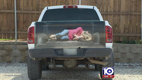 Company in Texas Fails Hard with Tailgate Decal of Bound Woman | Women and Gender | Scoop.it