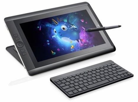 Wacom Cintiq Companion Hybrid : une tablette graphique sous Android - Phonandroid | Au fil du Web | Scoop.it