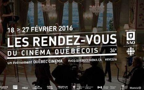 Les 34e Rendez-vous du Cinéma Québécois se dévoilent | On jase Ecocup ! | Scoop.it