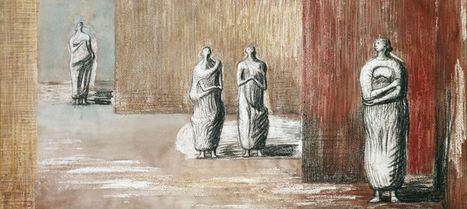 El reencuentro de dos genios del arte británico | Arte, educacion, diseño. | Scoop.it