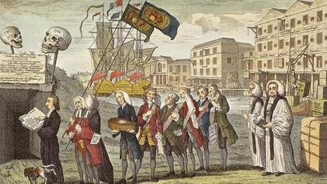 Stamp Act imposed on American colonies - Mar 22, 1765 - HISTORY.com | Historia! | Scoop.it