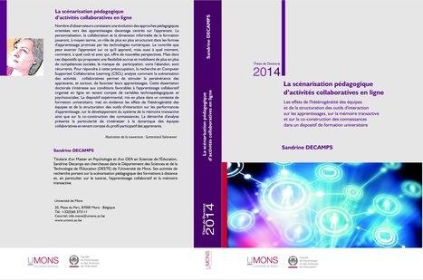 La scénarisation pédagogique d'activités collaboratives en ligne | eLearning at eCampus ULg | Scoop.it