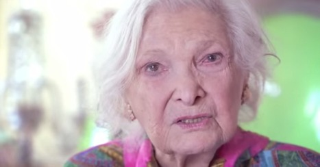 100-Year-Old Woman Shares Love Story in First 'Humans of New York' Video | The Secret to Creativity is... | Scoop.it