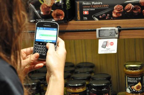 Casino et la technologie sans contact | Un Supermarché  Full NFC | Scoop.it