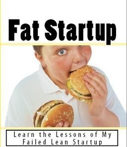 The Fat startup: Learn the lessons of my failed Lean Startup | Innovatus | Scoop.it