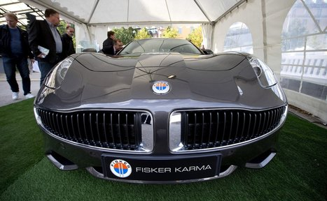 Fisker Broke Down on the Road to Electric Cars | Trends in Sustainability | Scoop.it