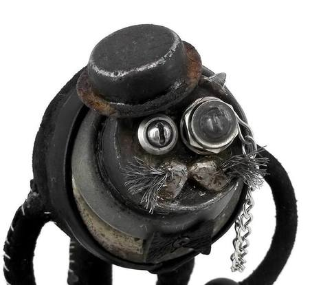 Amazing Steam Punk Animal and Insect Sculptures (PHOTOS) - One Green Planet | steampunk | Scoop.it