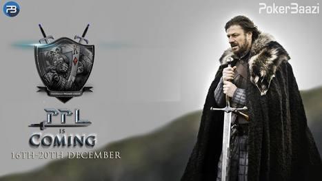 Play online Poker Premier League Season1 16th to 20th December'15   online poker in India   Scoop.it