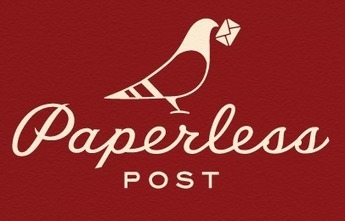 Online Invitations And Stationery Startup Paperless Post Raises $6M From RRE ... - TechCrunch | Greening your business | Scoop.it