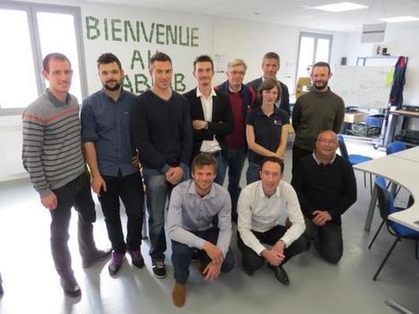 La Roche-sur-Yon Atlantic. Un lieu où les salariés deviennent inventeurs | FabLab - DIY - 3D printing- Maker | Scoop.it