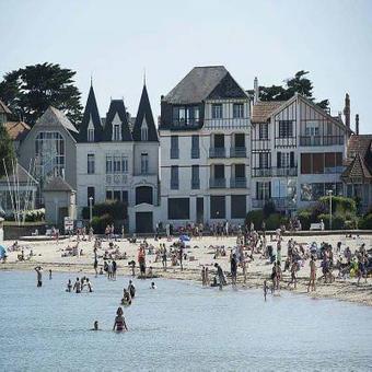 Loire-Atlantique. Les plus belles plages du littoral [Carte] | Actus en Bretagne Plein Sud | Scoop.it