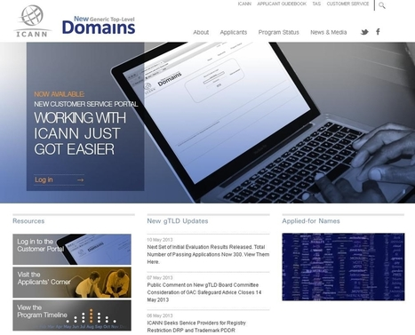Noms de domaines : les enjeux des nouvelles extensions | Performance Ecommerce & SEO  | E-marketing | Scoop.it