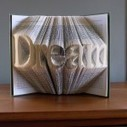 Folded Book Art | Un peu de tout et de rien ... | Scoop.it