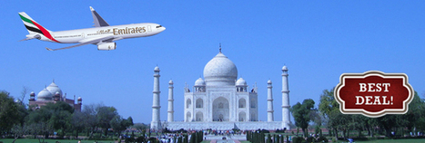 Emirates - Emirates offer to India | Emirates holidays India | Travel to India ,Nepal & Bhutan - T2india.us | Scoop.it