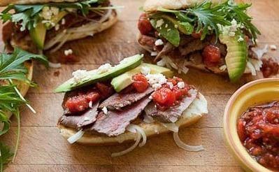 Quelques recettes de très bons sandwiches