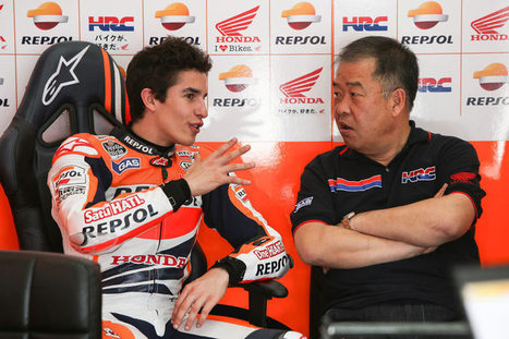 The Marquez affair: Yamaha and Ducati say no | Ductalk Ducati News | Scoop.it