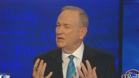 Bill O'Reilly: Jesus is not 'down with' food stamps because most poor people are drug addicts | The Raw Story | political sceptic | Scoop.it