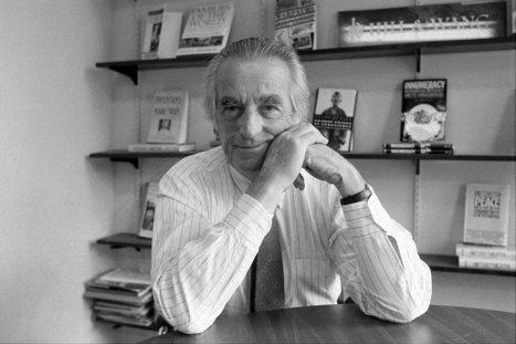 Arthur Rosenthal, 93, Dies; Published Academic Books - New York Times (blog) | Books and eLearning | Scoop.it