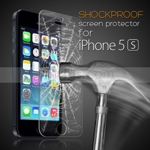 Shockproof LCD Screen Protector for Apple iPhone 5S - Witrigs.com | Do iphone 5s need screen protectors | Scoop.it