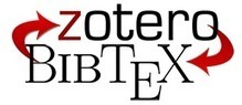 Zotero and BibTeX | rtwilson.com/ | Zotero | Scoop.it