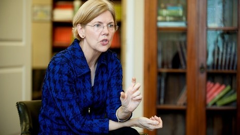 Elizabeth Warren Slams Big Oil, Says Major Companies Profit From Pollution | Human-Wildlife Conflict: Who Has the Right of Way? | Scoop.it