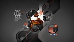 Web design inspiration | #698 - From up North | website designing in bangalore | Scoop.it