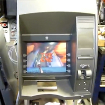 Hacker turns ATM into 'Doom' arcade game | Libertés Numériques | Scoop.it