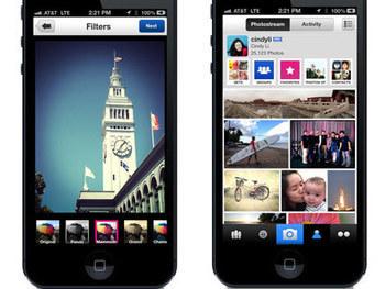 Flickr App Goes After Instagram - ABC News | Digital Culture Class 2012 | Scoop.it